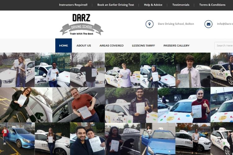 Darz Drivign School