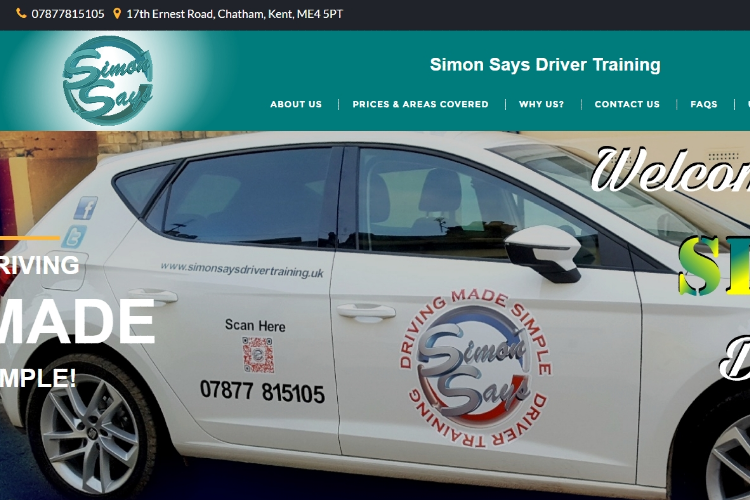Simon Says Driver Training
