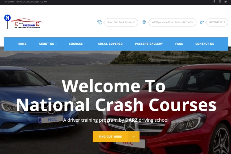 National Crash Course