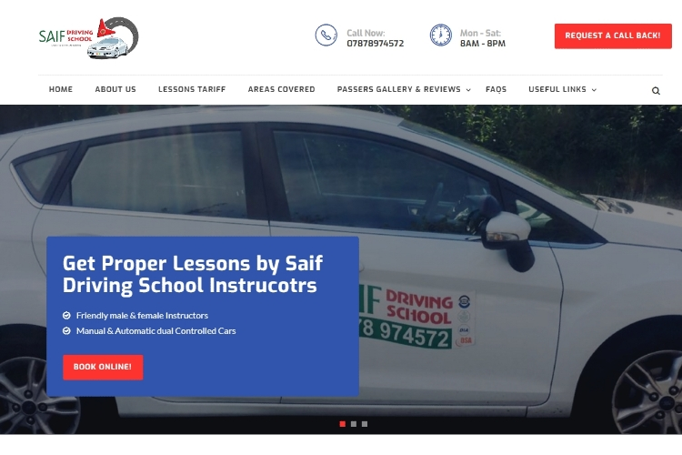 Saif Driving School